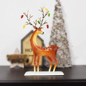 Christmas Reindeer Decoration 28cm