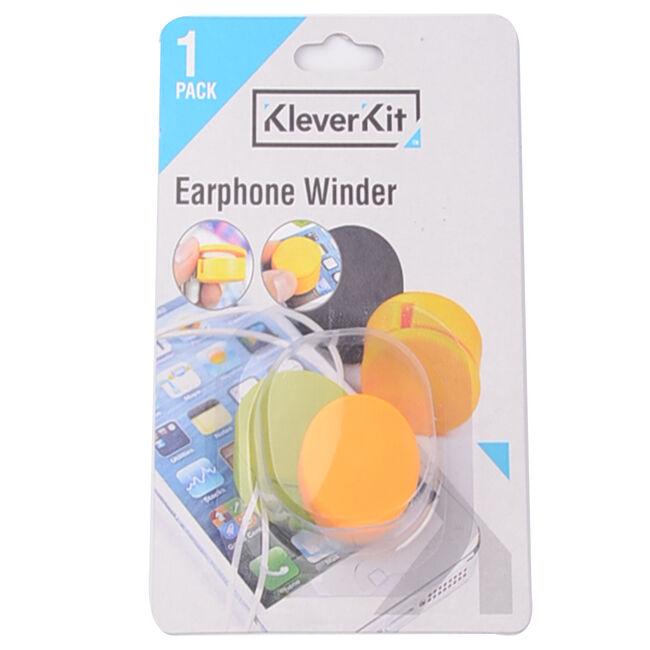 Kleverkit Earphone Winder