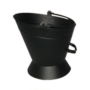 Waterloo Coal Bucket Black
