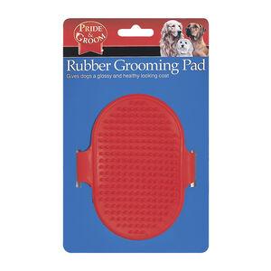 Pride & Groom Rubber Grooming Pad
