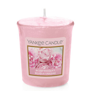 Yankee Blush Bouquet Votive