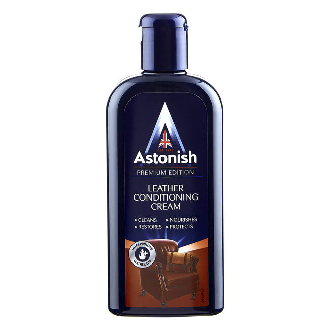 Astonish Premium Leather Conditioning Cream