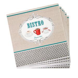 Bistro Napkins 20 Pack