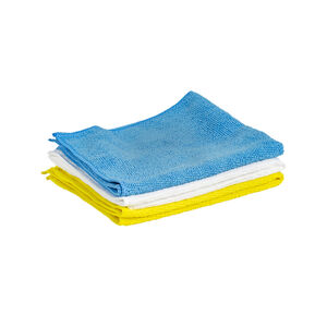 Flash Extra Thick Microfibre Cloths 3 Pack