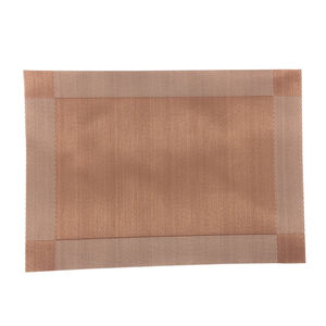 Netted Oxford Rose Gold Placemat