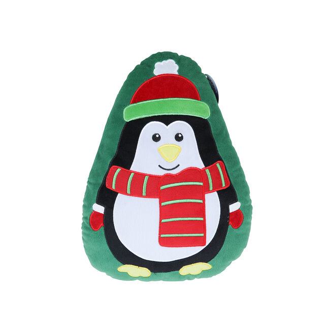 Penguin Cushion 38cm