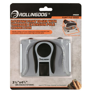 Rolling Dog Rotating Paint Edger
