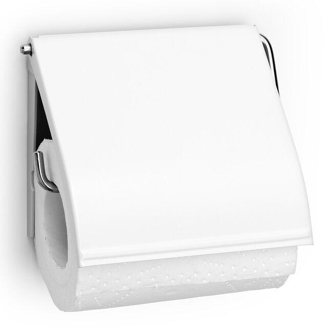 Brabantia Toilet Roll Holder White