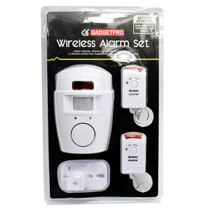 Gadgetpro Wireless Alarm Set