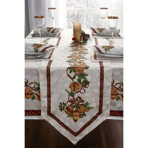 Bells Table Runner 41cm x 229cm