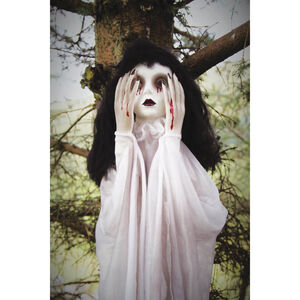 Light Up Ghoulish Girl 3Ft