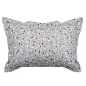 Sprinkles Teal Oxford Pillowcase Pair