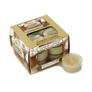 Yankee Candle Vanilla Cupcake Tea Lights