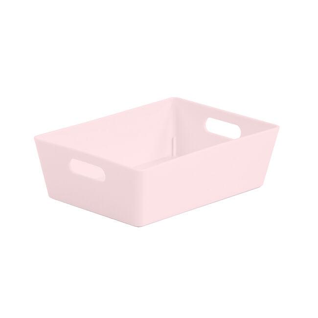 Studio Rectangular Basket 770ml - Pink