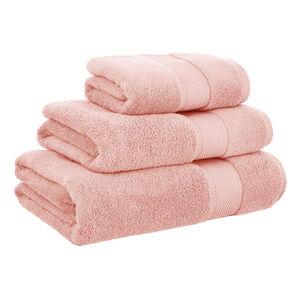 600GSM WESTBURY PEACH 50x90 Hand Towel