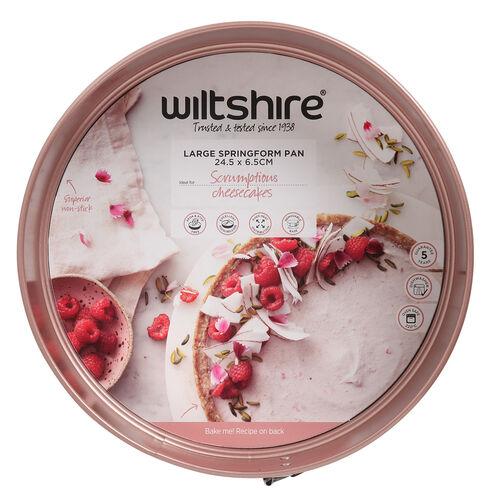 Wiltshire Springform Pan 24.5cm - Rose Gold