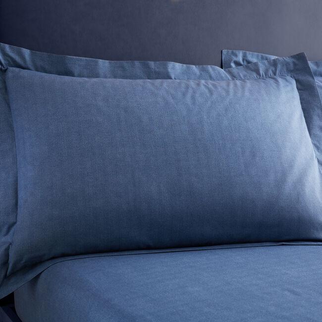 Armadillo Scale Oxford Pillowcase Pair