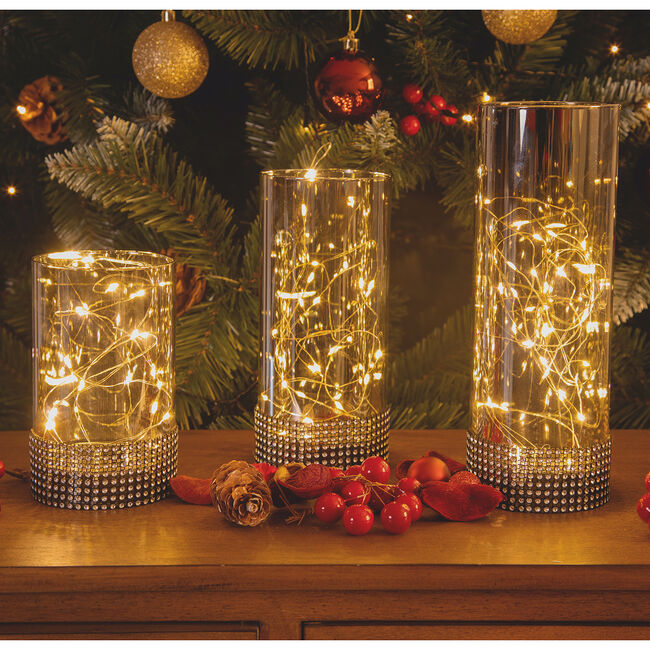Cashel Living LED Large Cylinder