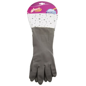 High Quality Latex Gloves Grey