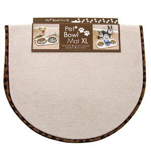 Pet Bowl Mat Extra Large