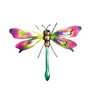 3D Dragonfly Garden Wall Art