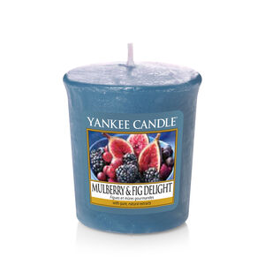 Yankee Candle Mulberry and Fig Delight Votive