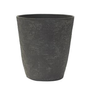 Aged Lite Ash Stone Plant Pot