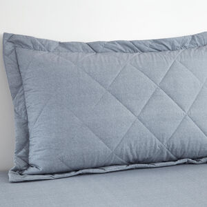 Touch Of Class Grey Pillowshams 50cm x 75cm