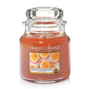 Yankee Candle Honey Clementine Medium Jar