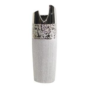 V Champagne Medium Vase