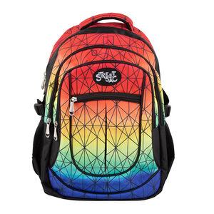 Streetsac Ombre Geo Schoolbag