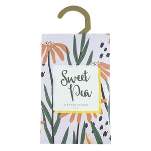 Sweet Pea Fragrance Sachet