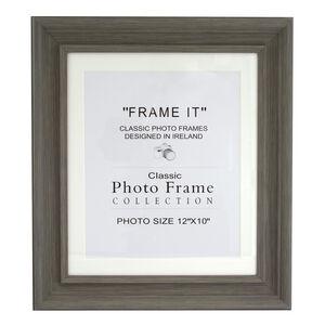 Slate Grey Photo Frame 10 X 12 068701