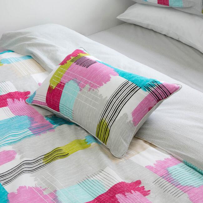 True Linear Pastel Cushion 30cm x 50cm