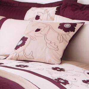 Alicia Blackcurrant Cushion 45cm x 45cm