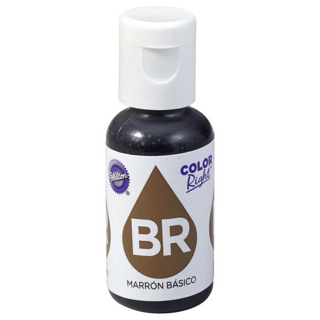 Wilton Colour Right Brown
