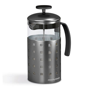 Morphy Richards Accents Titanium 8 Cup Cafetiere