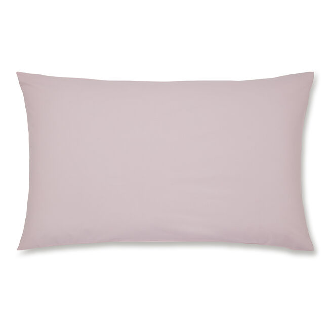 Luxury Percale Housewife Pillowcase Pair - Candy
