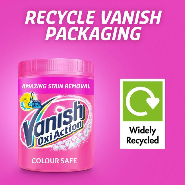Vanish Oxi action Powder 1.5kg - Multi