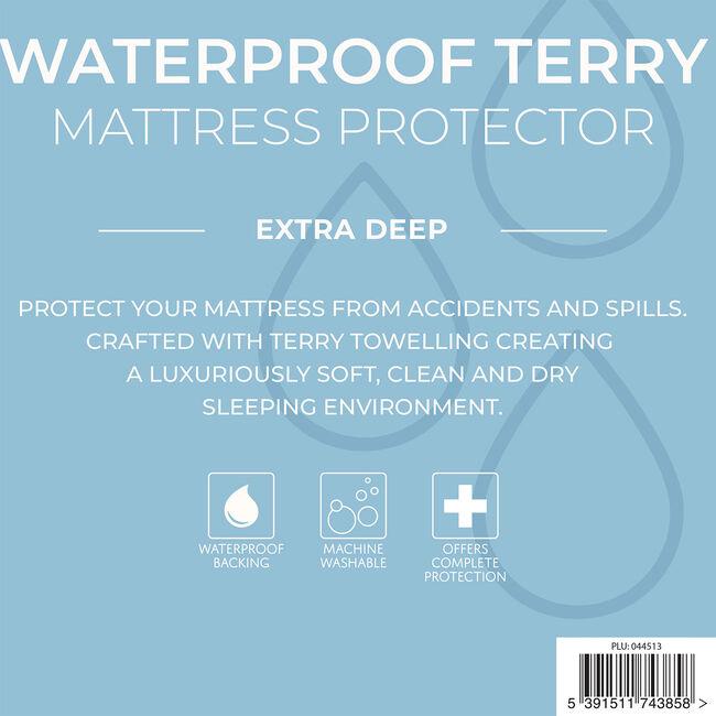 Waterproof Cot Bed Protector