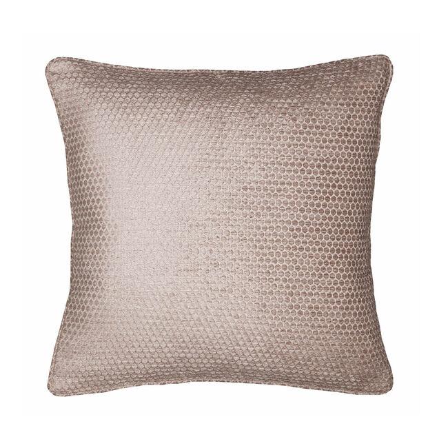 Small Spot Cushion Oatmeal 45cm x 45cm