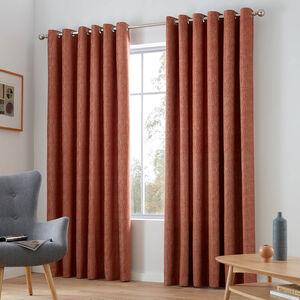 TONAL FLECK SPICE 66x54 Curtain