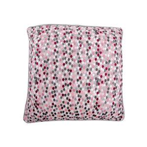 Sophie Spot Cushion 45 x 45cm - Pink