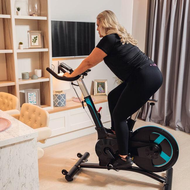 Body Go Fitness Deluxe 20kg Flywheel Spinning Bike
