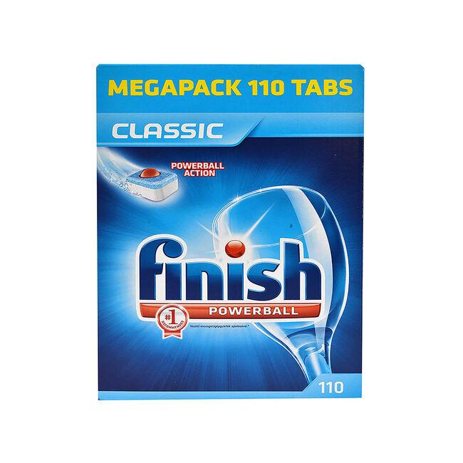 Finish Powerball Regular - 110 Pack