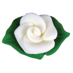 White Roses Sugarcraft Cake Toppers