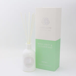 Ambianti Reed Diffuser Bergamot and Cedarwood