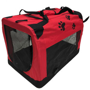Pet Store Red Portable Pet house