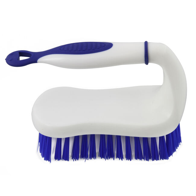 Gleam Clean Easy Grip Scrubbing Brush