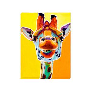 Funky Giraffe 60cm x 80cm